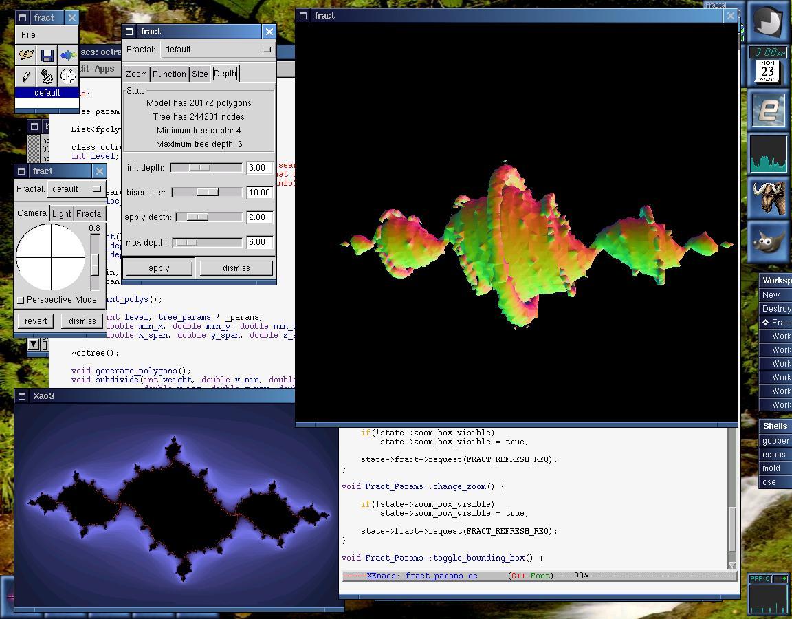Quaternion Fractal Explorer (QFE)